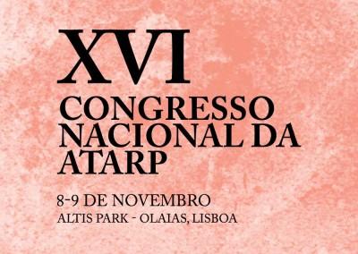 XVI Congresso Nacional da ATARP